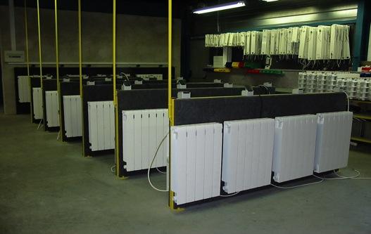 Les tests d'un radiateur Ultratherm